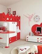 Habitaciones decoradas con corazones