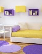 Escoge los mejores colores para las habitaciones pequeñas