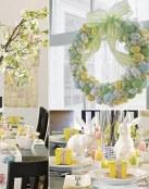 Ideas para mesas de Pascua
