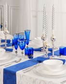 Tres ideas de mesas decoradas para Navidad