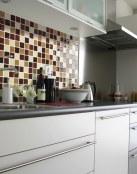 Mosaicos en colores para la cocina