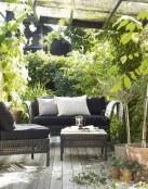 5 terrazas y jardines de Ikea para este verano