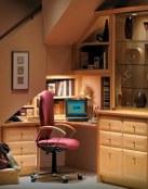 Cómo crear tu propia oficina bajo las escaleras
