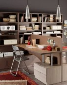Oficinas en casa para dos personas