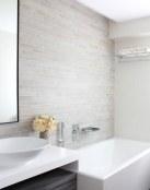 Diferentes texturas para las paredes de tu baño