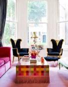 El estilo bohemio se encarga de los salones más originales