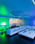 Asombrosos salones con estilo moderno
