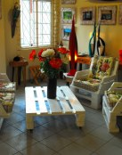 Decora tu hogar con muebles reciclados