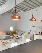 Ejemplos para usar el cobre en tu decoración