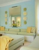 Decora tu salón con colores pastel