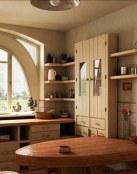 La madera, protagonista en la decoración