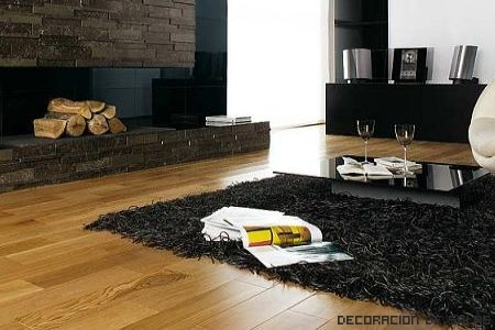 Tipos de suelo para cada estancia