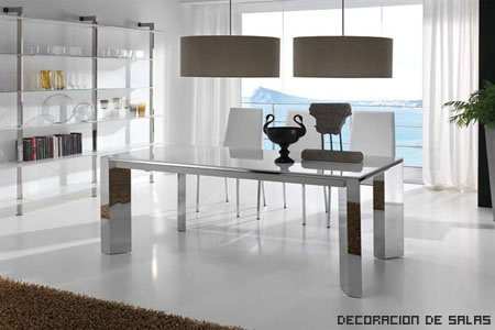 Tipos de mesa de comedor - Tipos de mesas de comedor ...