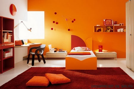 tonos naranjas