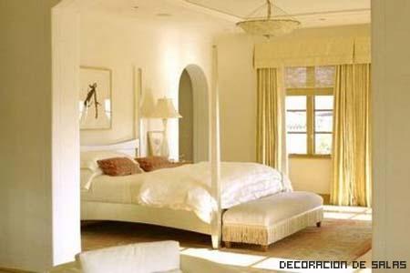 Colores ideales para el dormitorio de matrimonio for Colores de pared para habitacion