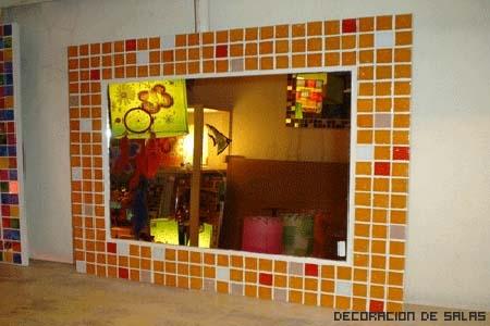 Tipos de recubrimientos para paredes for Revestimiento venecitas para banos
