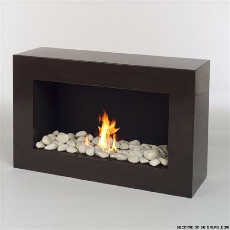 Diseños de chimeneas