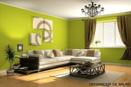 Colores empolvados for Combinar colores en paredes