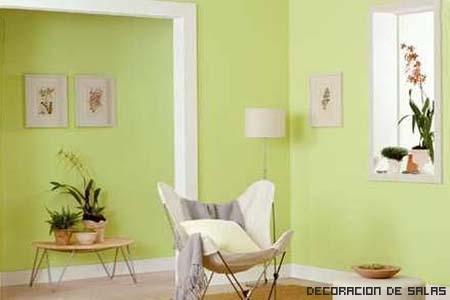 Pinta las paredes en primavera - Lo ultimo en decoracion de paredes ...