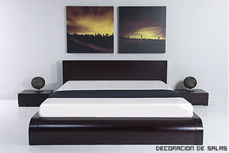 Dormitorio estilo zen - Decoracion zen dormitorio ...